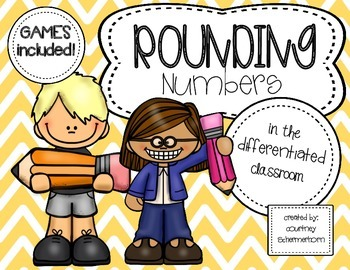 Rounding Numbers - Hundreds, Thousands, Millions/Billions,