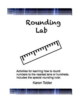 Rounding Numbers Lab