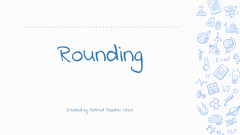 Rounding Numbers Lesson
