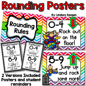 Rounding Posters