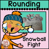 Rounding Game | Whole Numbers and Decimals