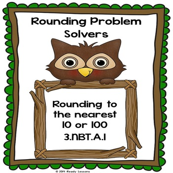 Rounding Worksheets for Rounding Numbers to the nearest 10