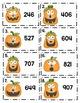 Rounding to the Nearest Ten Pumpkins