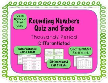 Rounding Quiz Quiz Trade Differentiation Bundle - Thousand