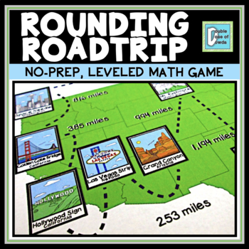 Rounding Road Trip RACE