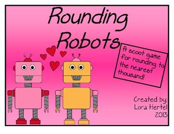 Rounding Robots To A Thousand
