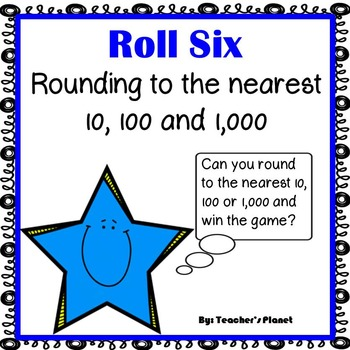 Rounding Games to the Nearest 10, 100 and 1,000!