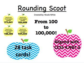 Rounding Scoot Game (100-100,000)