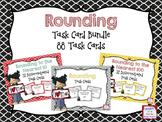 Rounding Task Card Bundle: 88 Task Cards