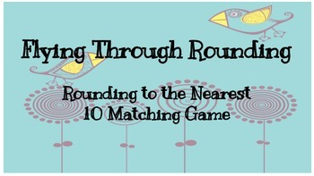 FREE Rounding To The Nearest 10