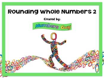 Rounding Whole Numbers 2 (Part of Place Value & Number Sen