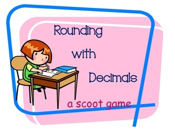 Rounding With Decimals SCOOT
