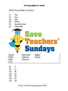 Rounding Numbers Lesson Plans, Worksheets and Other Teachi