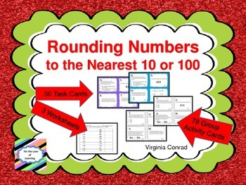 Rounding to 10 or 100