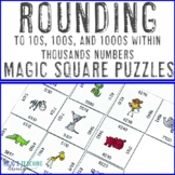 Rounding to 10s, 100s, and 1000s within Thousands Numbers