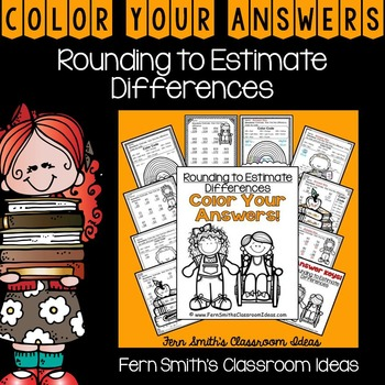 Color By Numbers Rounding to Estimate Differences