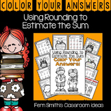Color By Numbers Rounding to Estimate the Sum