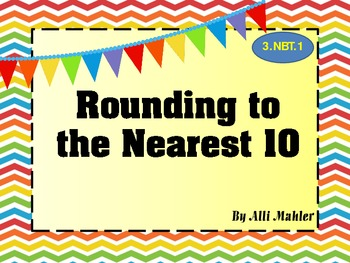 Rounding to the Nearest 10