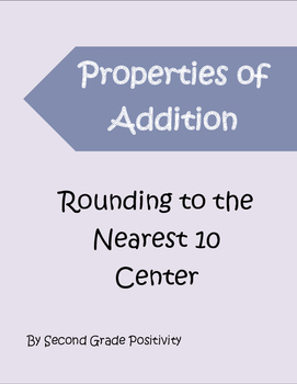 Rounding to the Nearest 10 Center