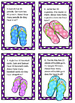 Rounding word problems task cards