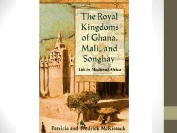 Royal Kingdom of Ghana Vocab