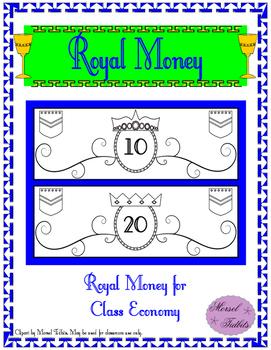 Royal Money: Classroom Economy
