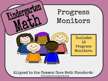 Progress Monitors for MATH K-1