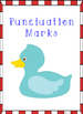 Rubber Duck Themed - Punctuation Posters