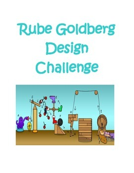 Rube Goldberg Design Challenge - Simple Machines