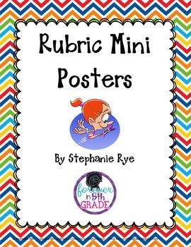 Rubric Mini Posters
