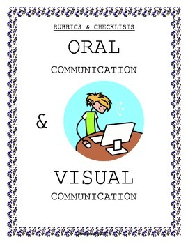 Rubric for Oral & Visual Communications