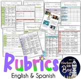 Rubrics/ Rubricas - Science and other General Rubrics ( En