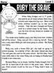 Ruby Bridges Activity Unit