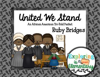 Ruby Bridges Tri-fold