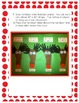 Rudolph Math Number Line Craftivity