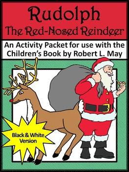 Christmas Reading Activities: Rudolph the Red-Nosed Reinde