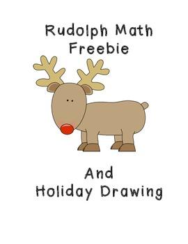 December  Freebie Math