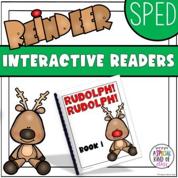 Rudolph! Rudolph! Interactive Books