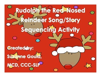Rudolph Sequencing Activity