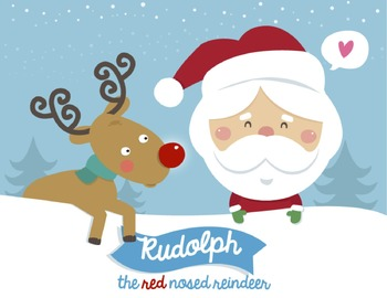 Rudolph The Red Nosed Reindeer Christmas Music Video
