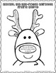 Rudolph the Red Nosed Reindeer ~ Finding Theme ~ FREEBIE!