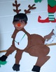 Rudolph/Reindeer Craftivity for Christmas