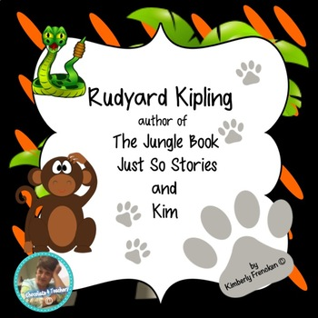 Non-Fiction book companion for Jungle Book by Rudyard Kipling