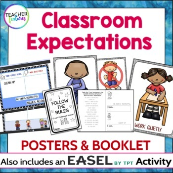 Classroom Rules & Expectations