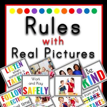 Rules {Black Primary}