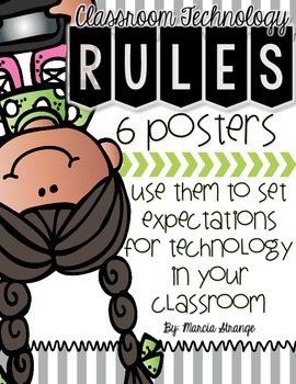 Rules for iPads and Devices
