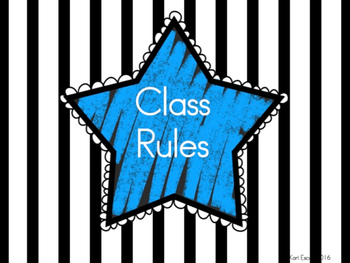 Rules of Classroom Book
