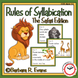 RULES OF SYLLABICATION: The Safari Edition