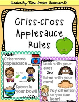 Rules with Rhymes for the Primary Classroom {Freebie}