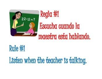Rules/Reglas-Bilingual